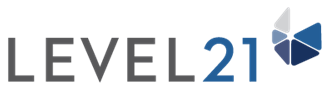 Level 21 logo
