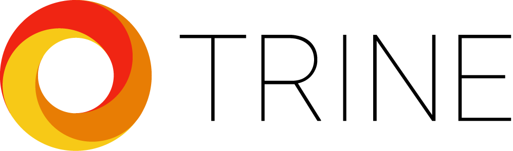 Trine-logotyp