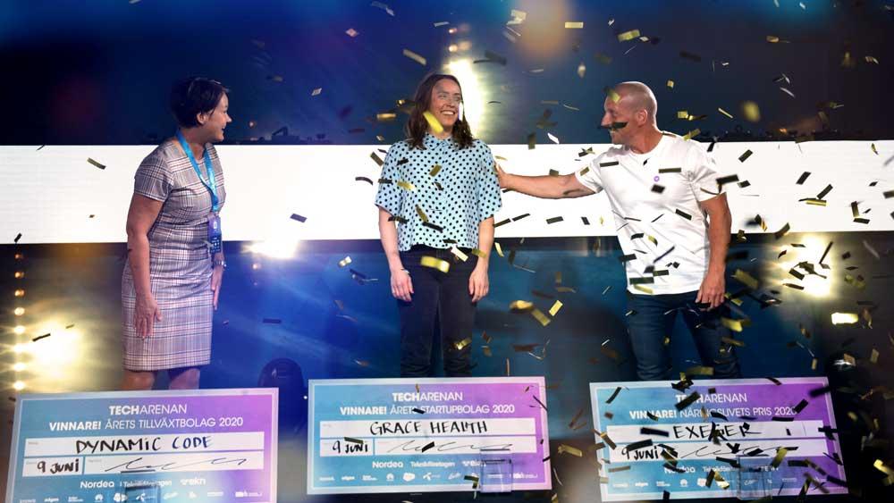 Vinnare Techarenan Challenge 2020