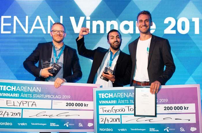 Techarenan vinnare 2019