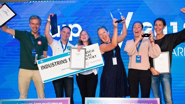 Vinnare Techarenan Challenge 2018
